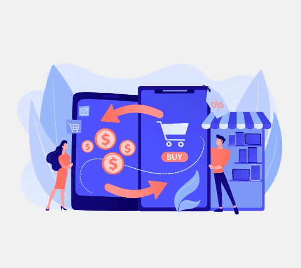 experiência de compra