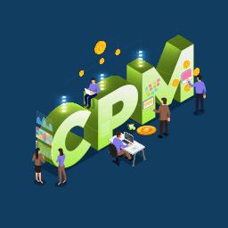 cpm - custo por mil