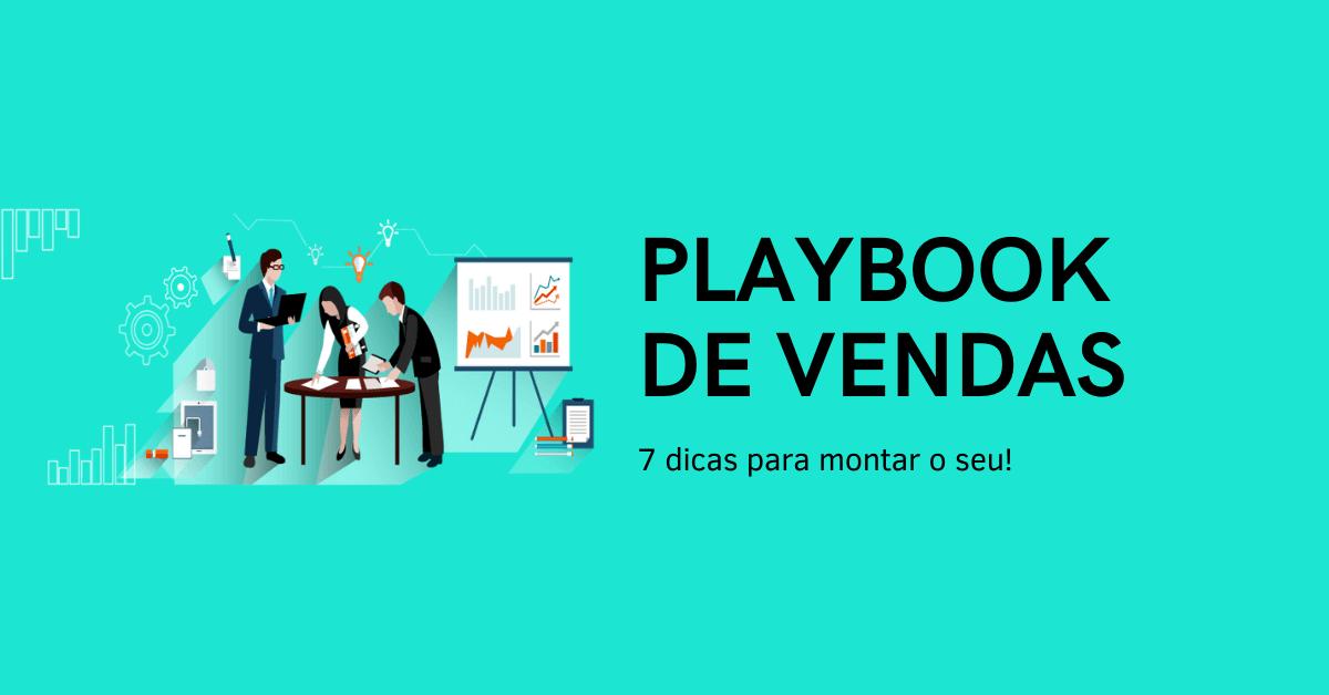 playbook de vendas