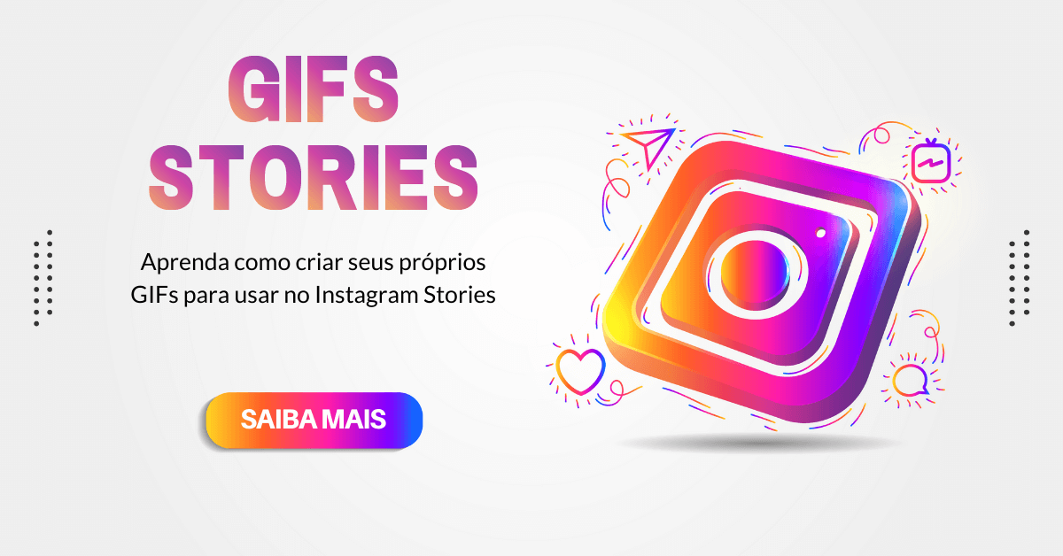 GIFs para o Instagram Stories