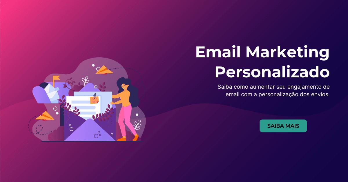 Email markerting personalizado