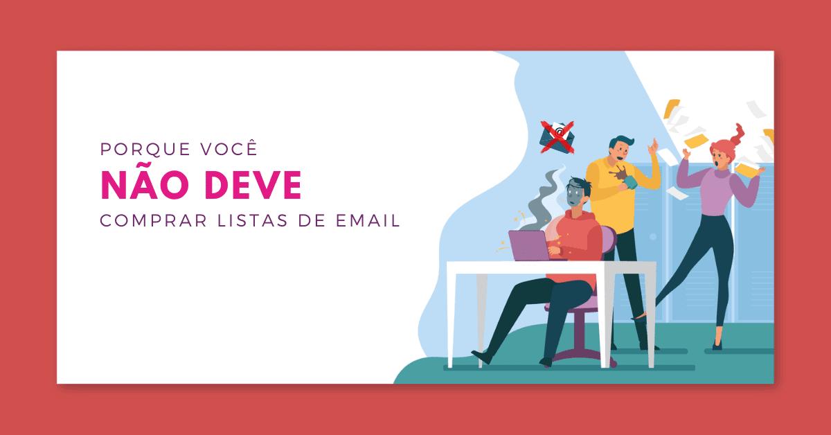 comprar listas de email