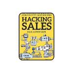 livros de vendas - Hacking Sales