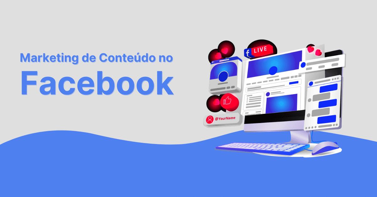 marketing de conteúdo no Facebook