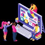 como criar um relatório de vendas