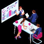 Como fazer a apresentação de um relatório de vendas?
