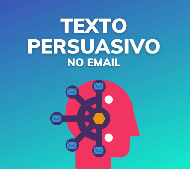 texto persuasivo no email