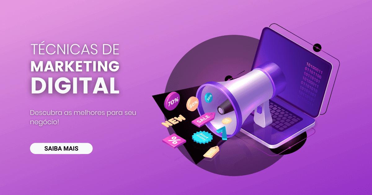 técnicas de marketing digital